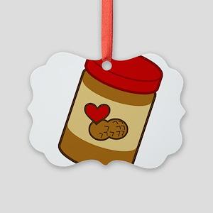 peanut-butter Picture Ornament