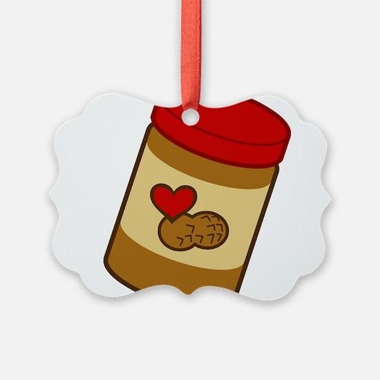 peanut-butter.png Ornament