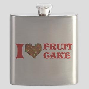 i-love-fruitcake Flask