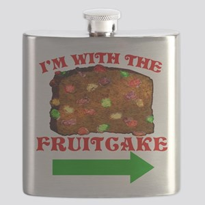 im-with-the-fruitcake Flask