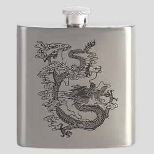 dragon_black Flask