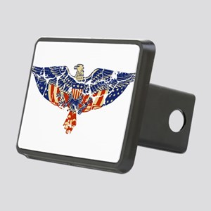 EAGLE-RETRO Rectangular Hitch Cover