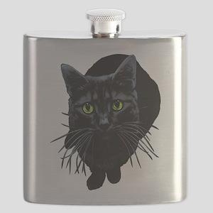 black-kitty Flask