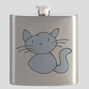Boo Kitty Flask
