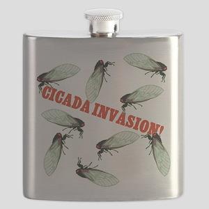 CICADA-INVASION Flask