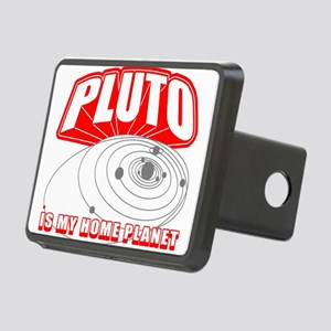PLUTO-IS-MY-HOME-PLANET_BL Rectangular Hitch C