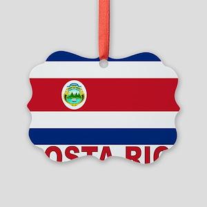 costa-rica_s Picture Ornament