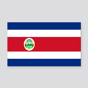 costa-rica_s Rectangle Car Magnet