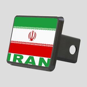 iran_b Rectangular Hitch Cover
