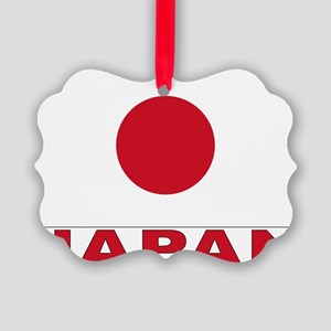 japan_b Picture Ornament