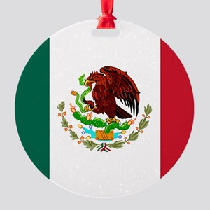 mexico_s Round Ornament