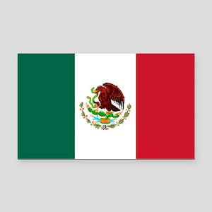 mexico_s Rectangle Car Magnet