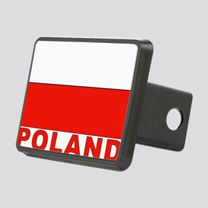 poland_b Rectangular Hitch Cover