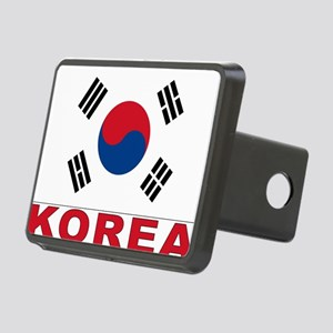 south-korea_b Rectangular Hitch Cover