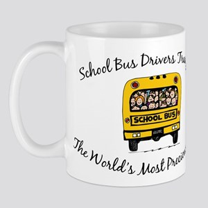 School Bus Drivers Mug