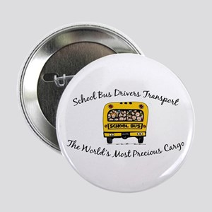 School Bus Drivers Button