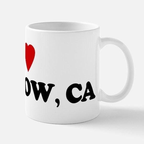I Love BARSTOW Mug