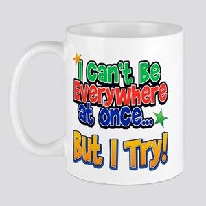 But I Try! Mug