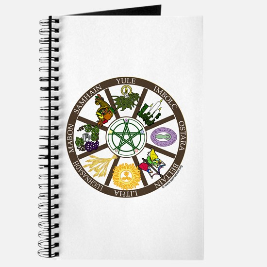 Wheel of the Year Journal