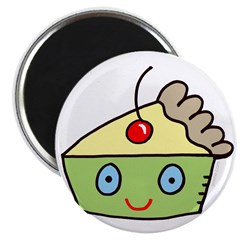 Key Lime Pie! Magnet