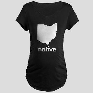 OHnative Maternity Dark T-Shirt