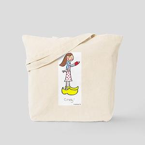 So Cindy! Tote Bag