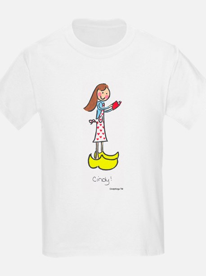 So Cindy! Kids T-Shirt