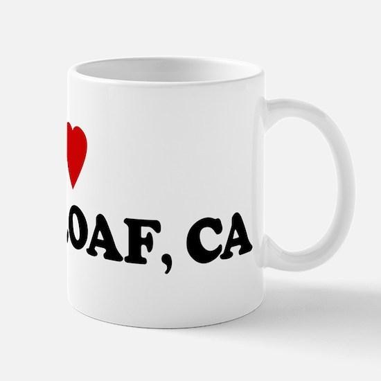 I Love SUGARLOAF Mug
