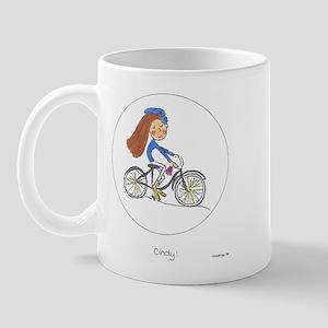 Happy Cindy! Mug