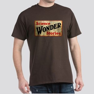 Science Wonder Stories - Pulp Logo