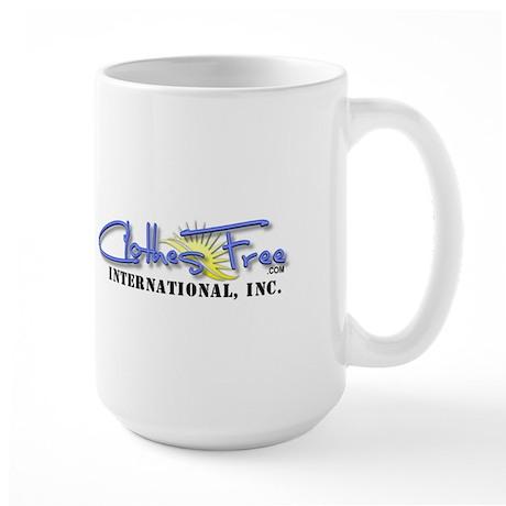 CFI Logo Large Mug