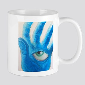 A Watchful Eye Mug