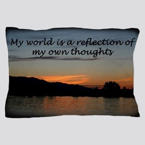 Words of affermations 2 Pillow Case