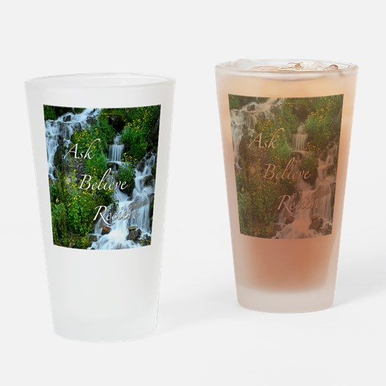 Positive affirmations Drinking Glass
