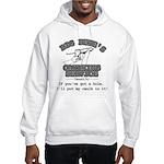 Big Pete's Caulking Hooded Sweatshirt