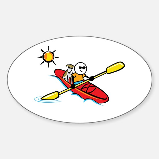 GreytPaddle Bumper Stickers