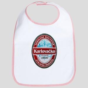 Croatia Beer Label 1 Bib