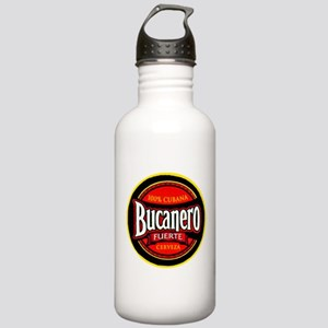 Cuba Beer Label 5 Stainless Water Bottle 1.0L