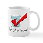 I'm QA Approved Mug