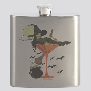 Halloween Martini Flask