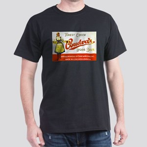Czech Beer Label 8 Dark T-Shirt