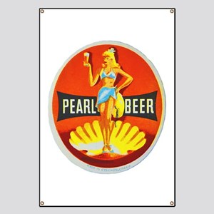 Czech Beer Label 5 Banner
