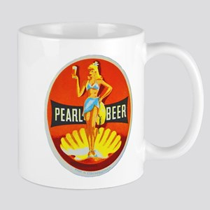 Czech Beer Label 5 Mug