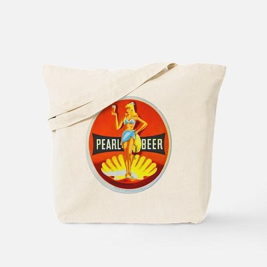 Czech Beer Label 5 Tote Bag