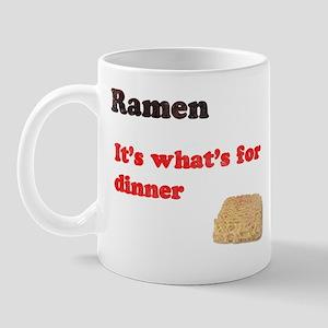 Ramen (Retro Wash) Mug
