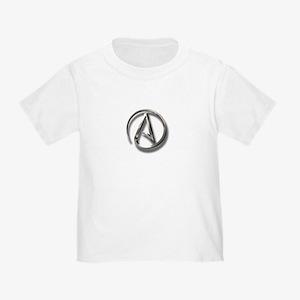 International Atheism Symbol Toddler T-Shirt
