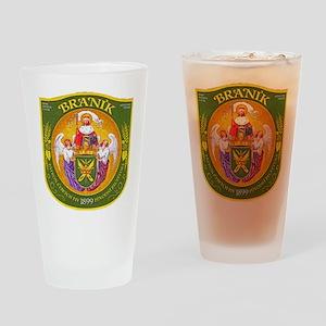 Czech Beer Label 1 Drinking Glass