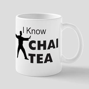I know Chai Tea Mug