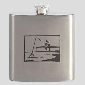 Fishing Flask