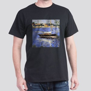 G. Caillebotte Dark T-Shirt